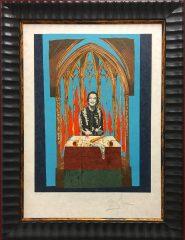 Dali's Inferno – The Magician by Salvador Dali