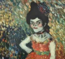 Danseuse Naine (Dwarf Dancer) by Pablo Picasso – SOLD