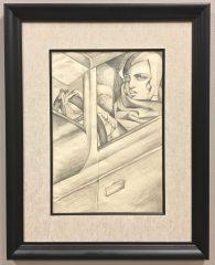 Tamara – Self Portrait 1925, by Tamara de Lempicka