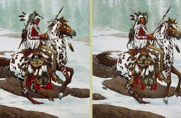 Guardian Spirits – Bev Doolittle