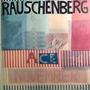 Robert Rauschenberg (1925 - 2008)
