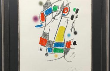 Maravillas Con Variaciones Acrosticas En El Jardín De Miro, I by Joan Miro – SOLD
