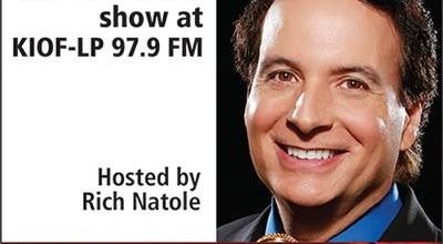 Our Own Brett Maly on the Rich Natole Show 3/27/2018
