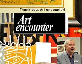 Art encounter hosted a wonderful event with ADAS March 21, 2018