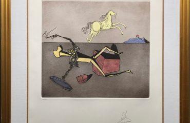 Aspiration by Salvador Dali