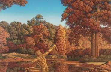 Sagittarius by Jim Buckels