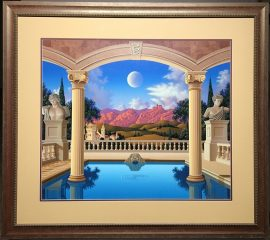 Villa Visconti by Jim Buckels