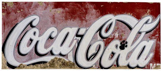 Coca-Cola by Alfredo Romero