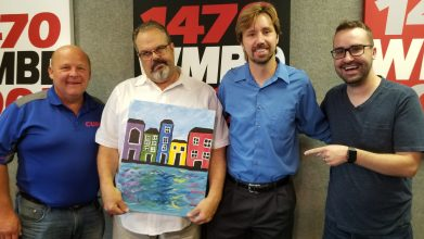 Brett Maly of 'Pawn Stars' fame appraised art pieces in Peoria.