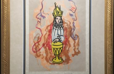 Prince of Cups by Salvador Dali