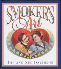Smoker's Art Book by Joe and Sue Davidson