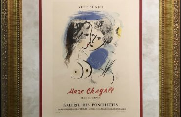 Mourlot's Affiches Originales signed by Marc Chagall
