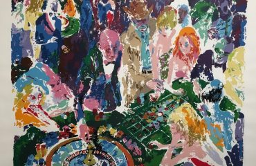 Casino by LeRoy Neiman  (SOLD)