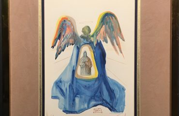 Dante Purifed – Purgatory – Canto 33 – by Salvador Dali – SOLD