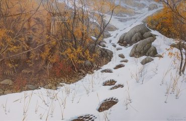 Doubled Back by Bev Doolittle