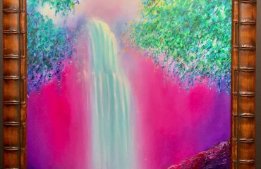 Paradise by Cindy Bassong  (SOLD)