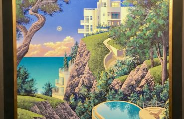 Venus Rising by Jim Buckels