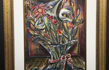The Floral by Jennifer Main – SOLD