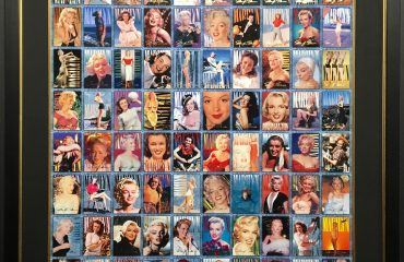 Marilyn Monroe Uncut 100 Collector's Cards