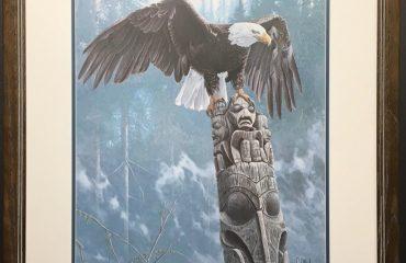 Totem by Richard Luce