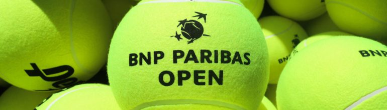 The BNP PARIBAS Tennis Open